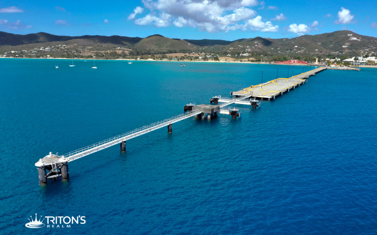 FREDERIKSTED PIER FORECAST